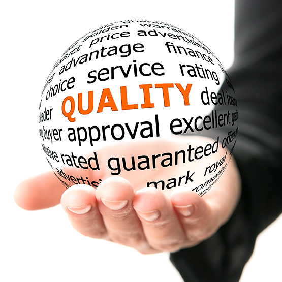 Quality writing service delivery through customer satisfaction
